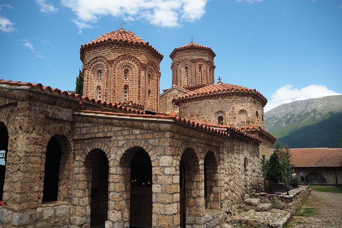 Mazedonien Urlaub Reisetipps Ohridsee Kloster Sveti Naum