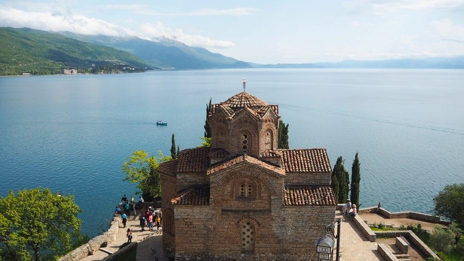 Mazedonien Urlaub