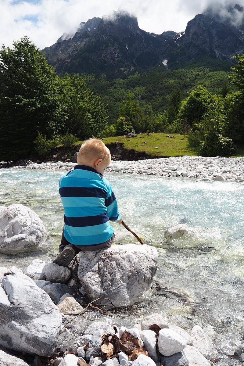 Aktivurlaub für Familien – Wandertipps mit Kindern