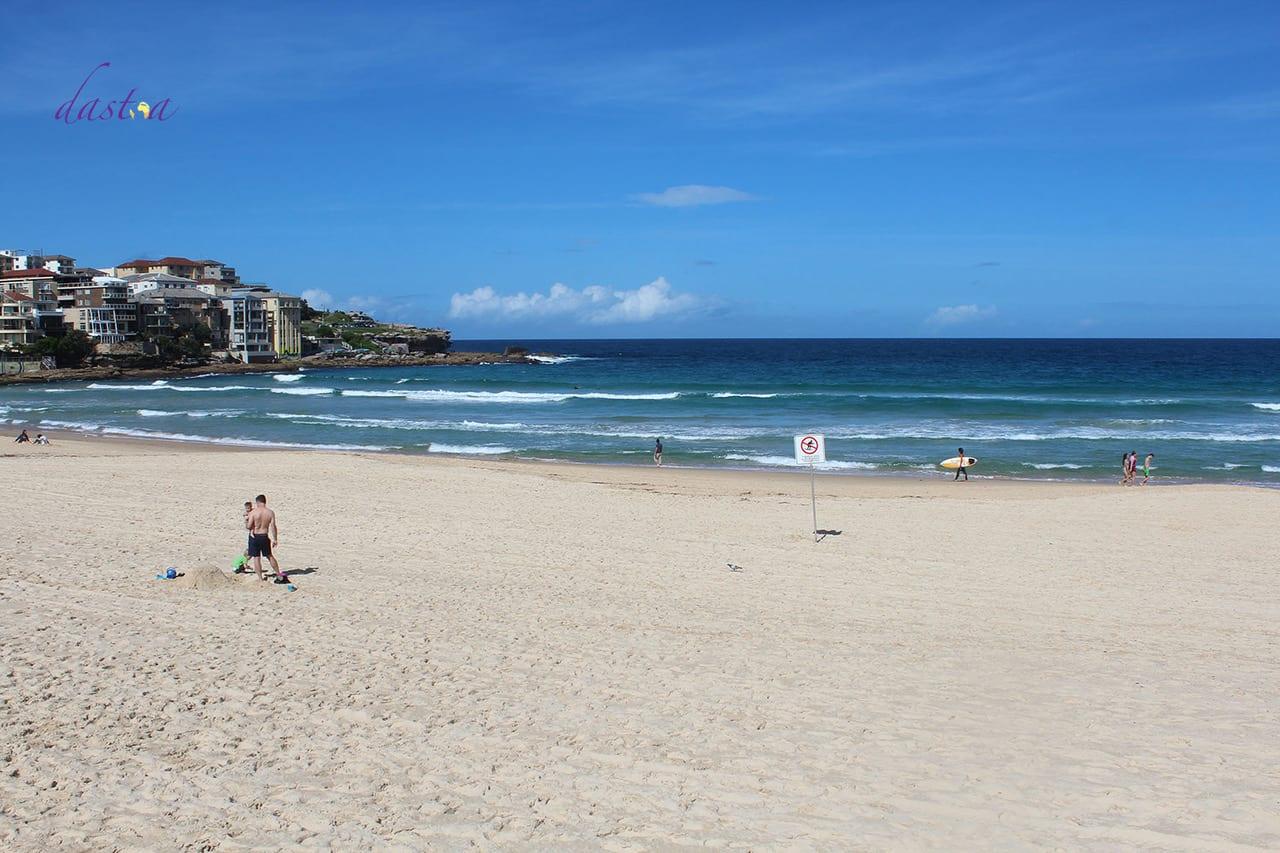 Fernreisen mit Kindern wohin? Beliebte Urlaubsziele für Familien – Australien am Bondi Beach