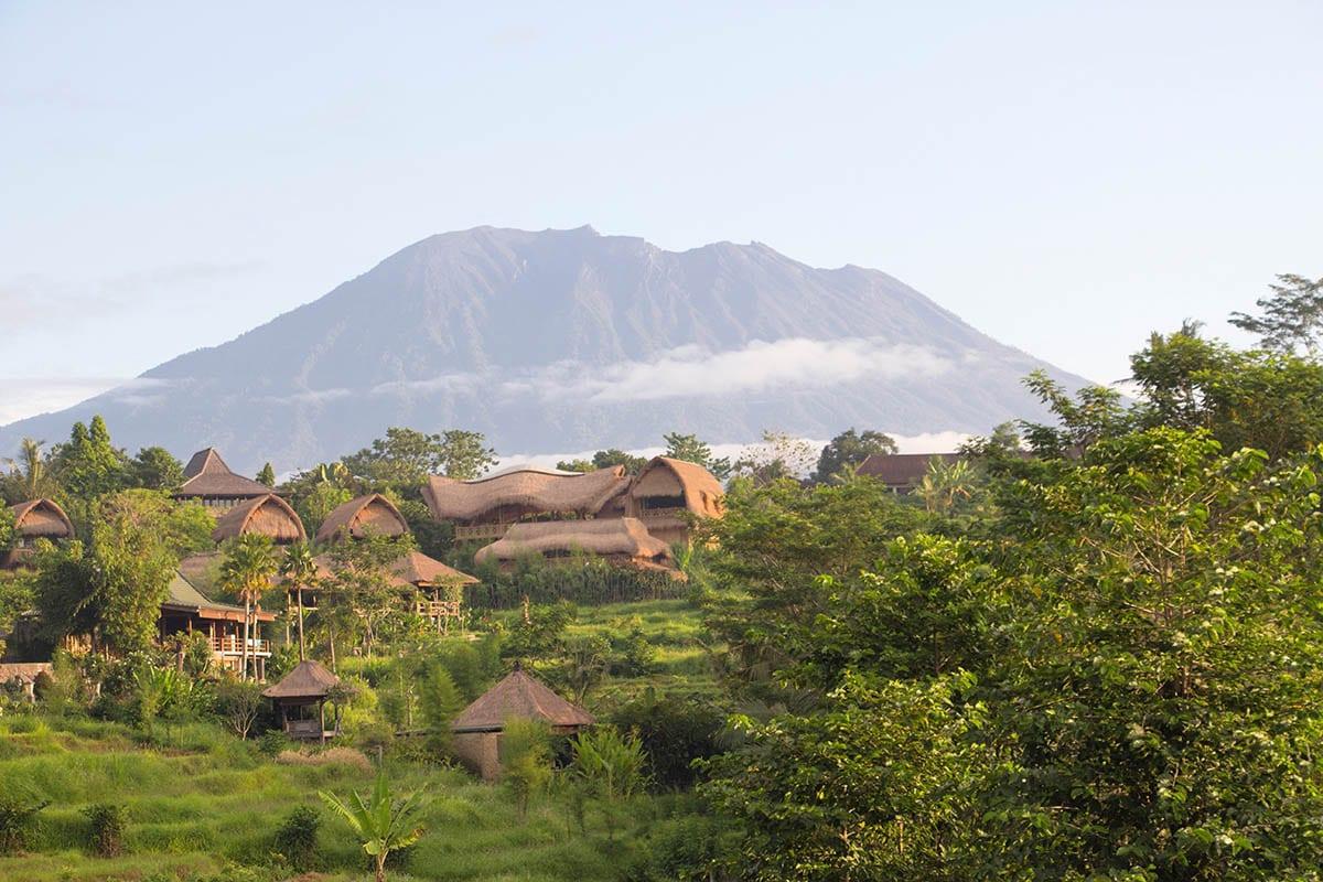 Fernreisen mit Kindern wohin? Beliebte Urlaubsziele für Familien – Bali, Reisfelder in Sidemen