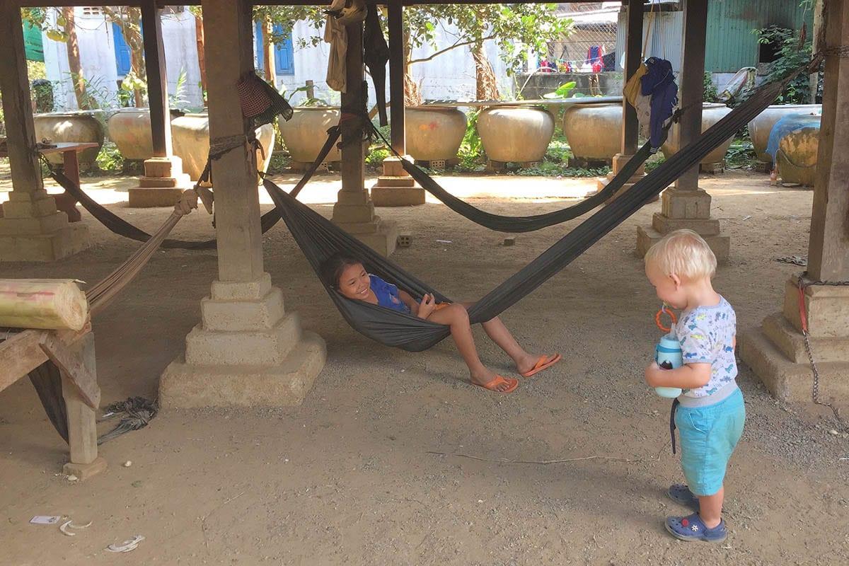 Fernreisen mit Kindern wohin? Beliebte Urlaubsziele für Familien – Kambodscha auf dem Land