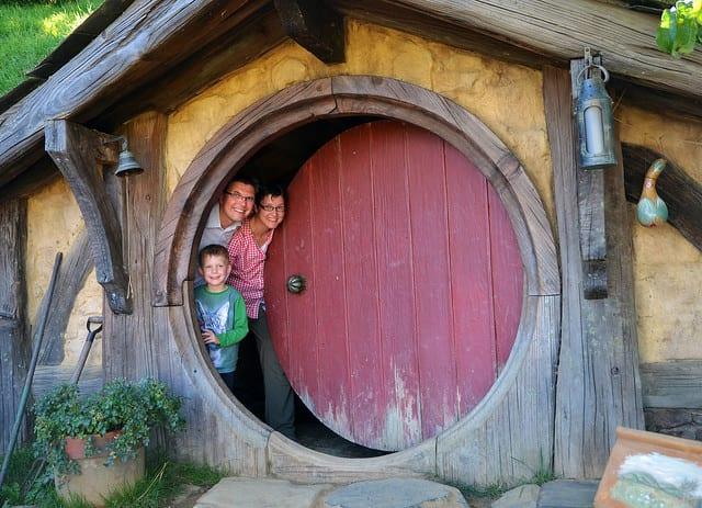 Fernreisen mit Kindern wohin? Beliebte Urlaubsziele für Familien – Neuseeland