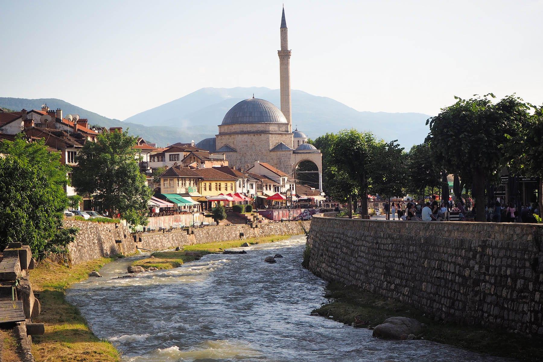 Kosovo Reisen – unterwegs in einem unbekannten Land. In der Altstadt von Prizren