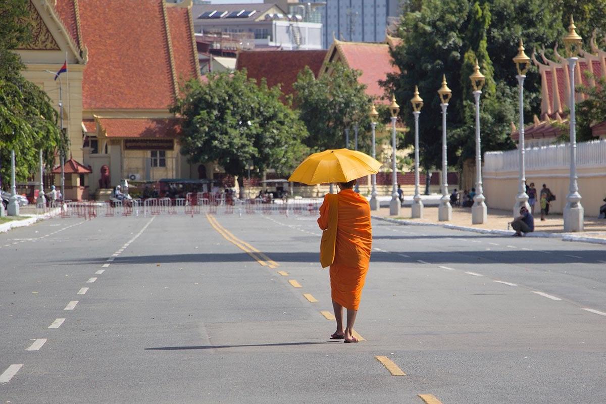 Die schönsten Kambodscha Sehenswürdigkeiten – Phnom Penh