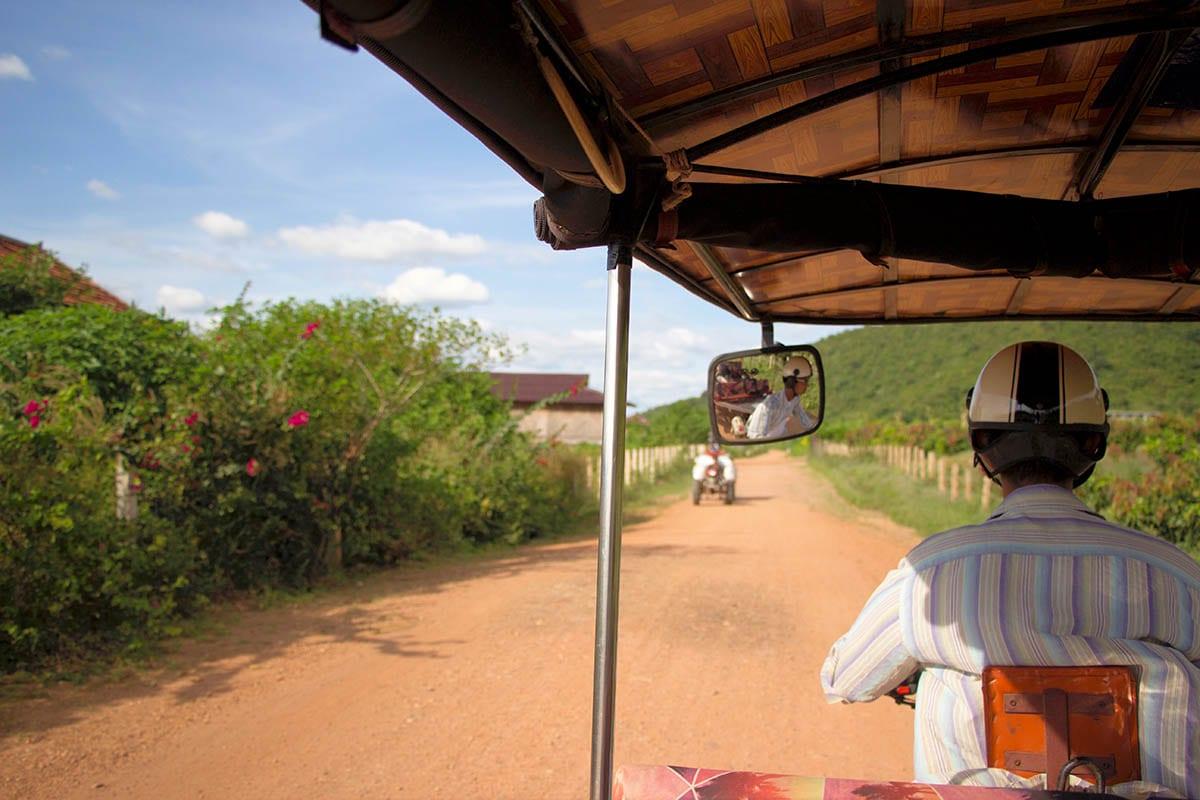 Die schönsten Kambodscha Sehenswürdigkeiten – Umgebung von Battambang