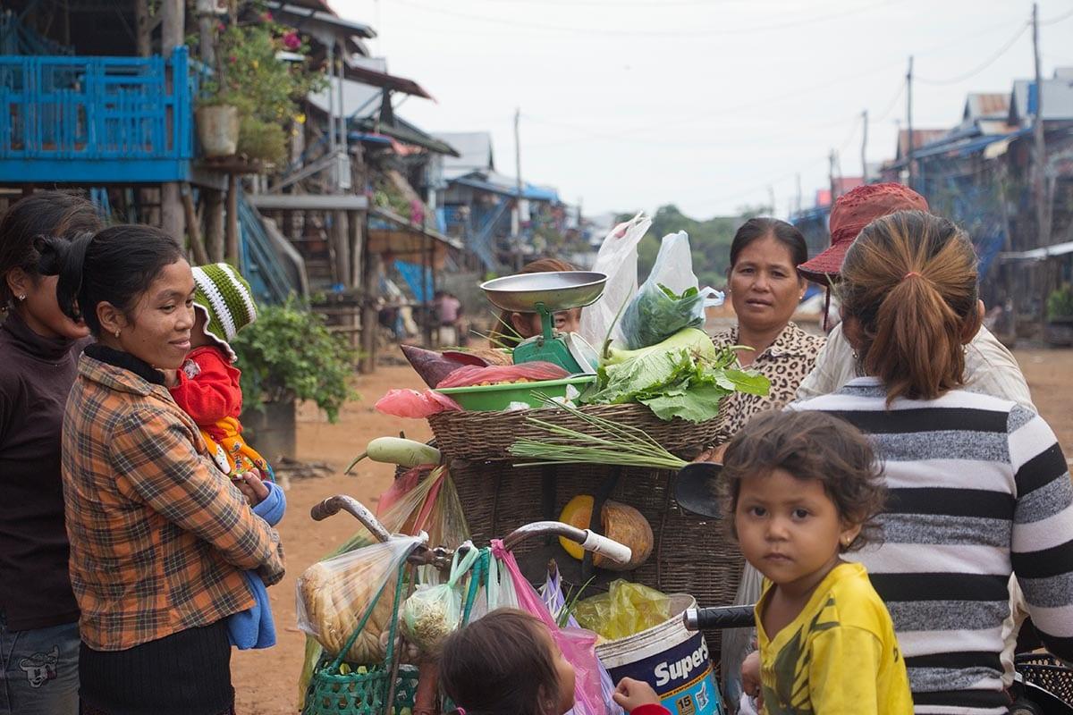 Die schönsten Kambodscha Sehenswürdigkeiten – Besuch der schwimmenden Dörfer im Tonle Sap