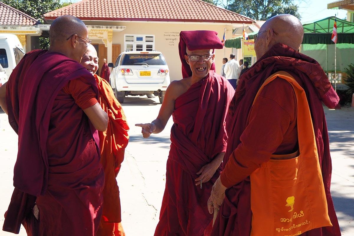 Unsere schönsten Myanmar Sehenswürdigkeiten: