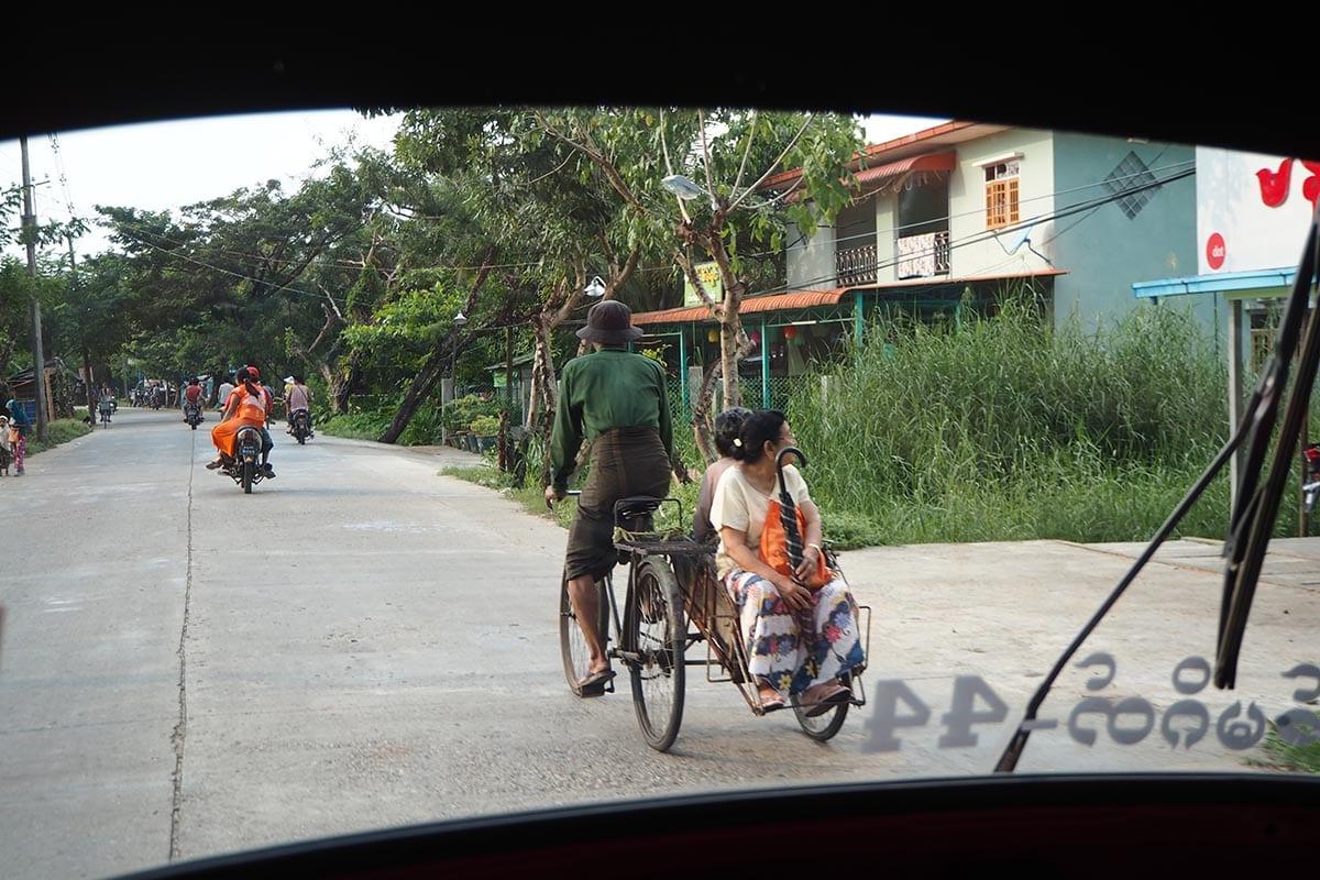 Unsere schönsten Myanmar Sehenswürdigkeiten: Dalla