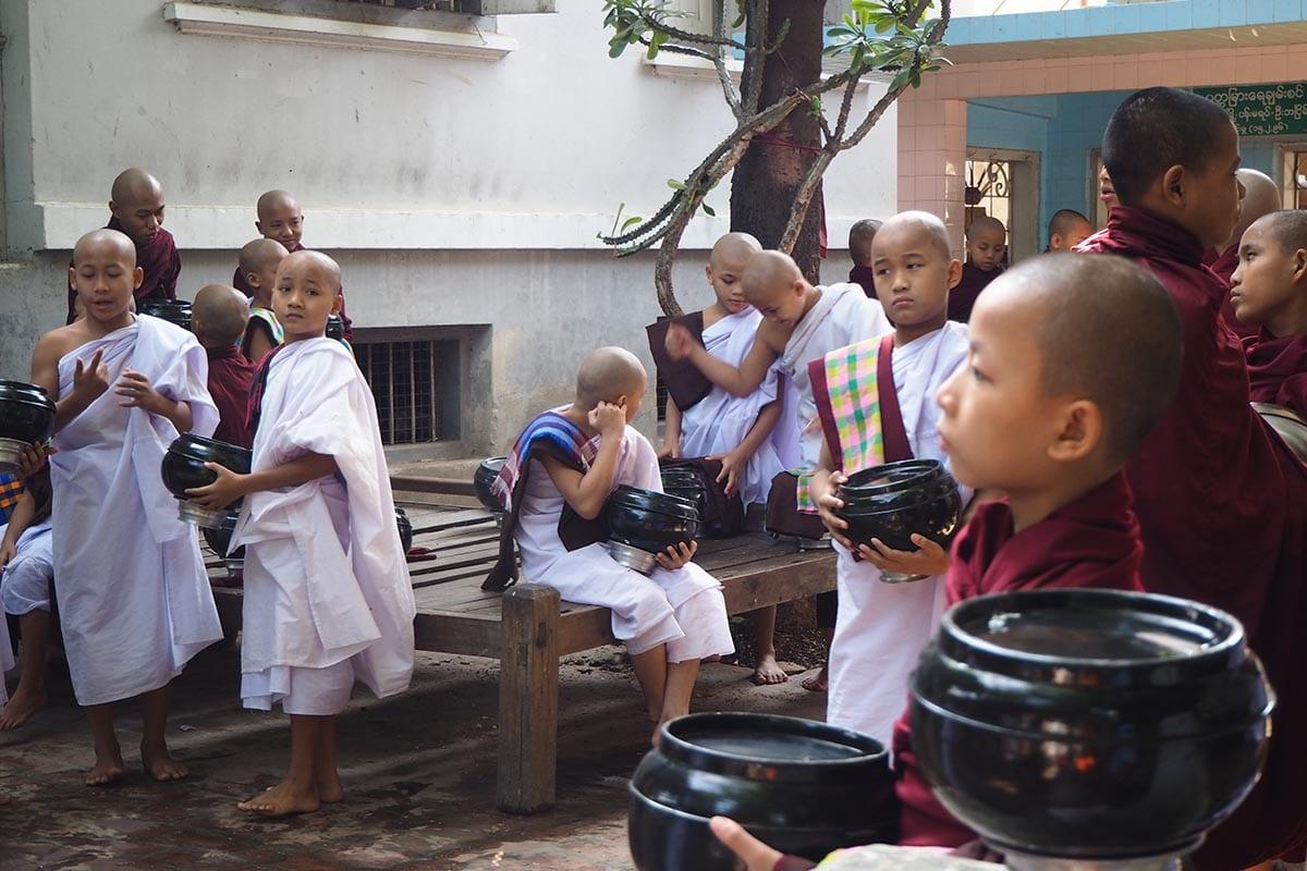 Unsere schönsten Myanmar Sehenswürdigkeiten: Mandalay