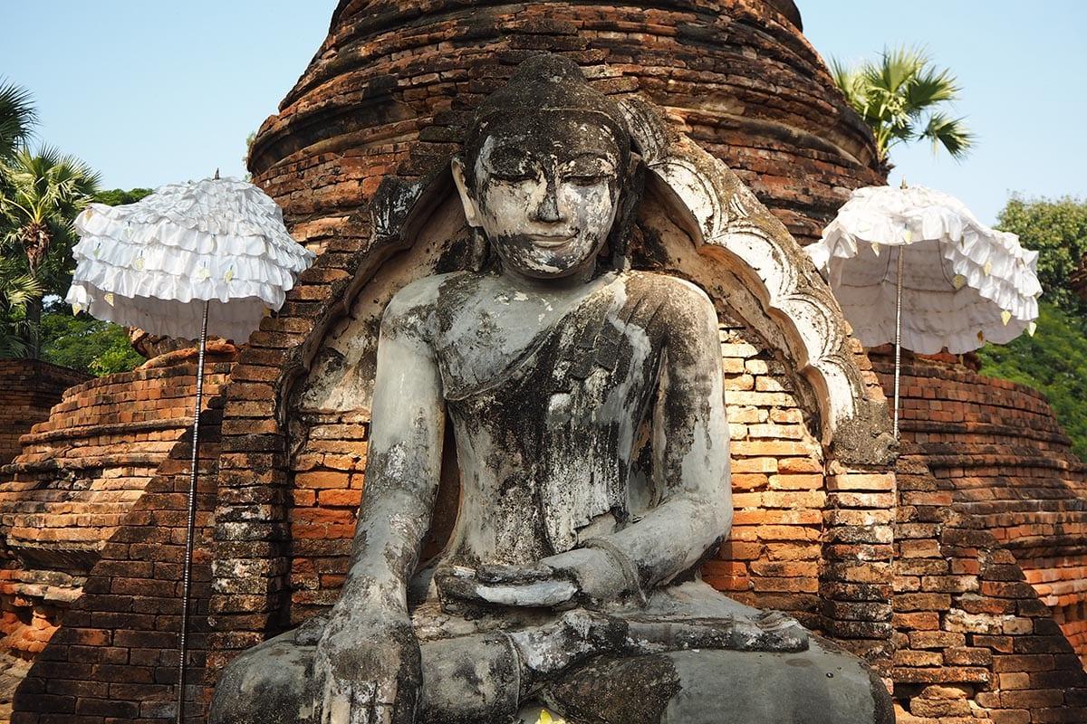 Unsere schönsten Myanmar Sehenswürdigkeiten: Inwa bei Mandalay
