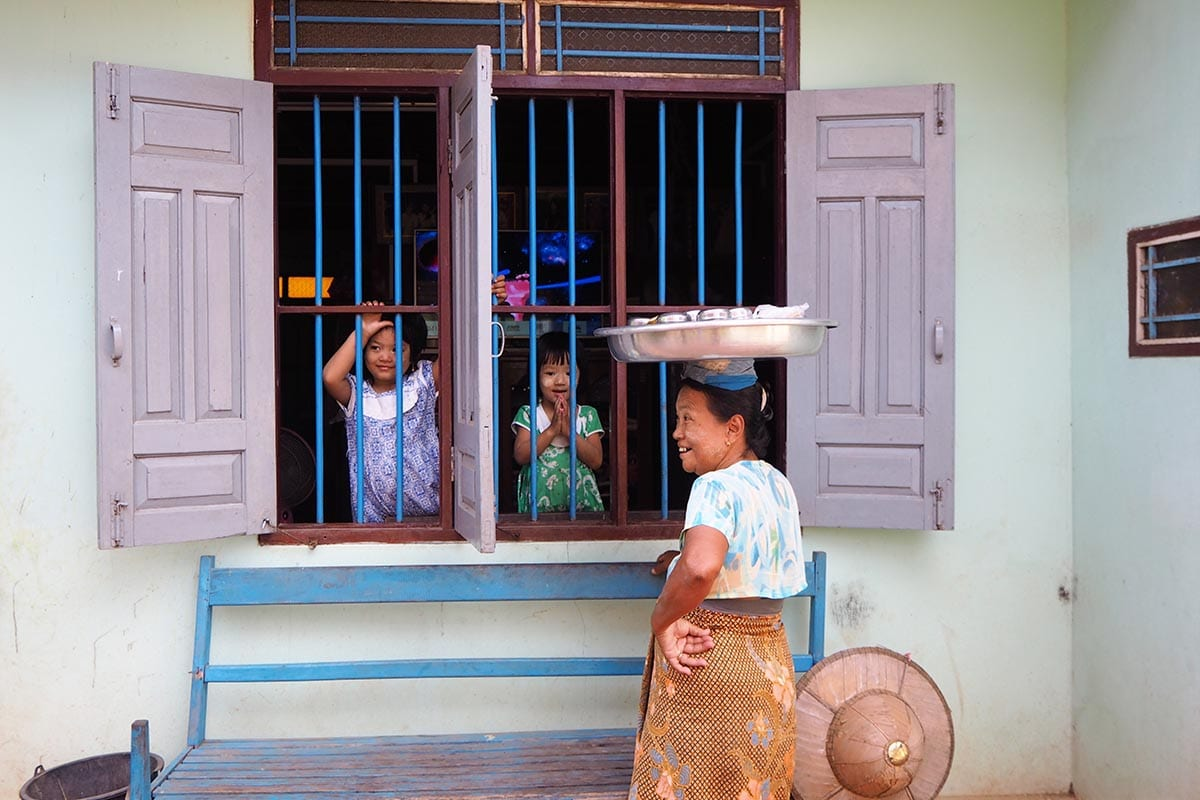 Unsere schönsten Myanmar Sehenswürdigkeiten: auf der Insel Bilu Kyun bei Mawlamyine