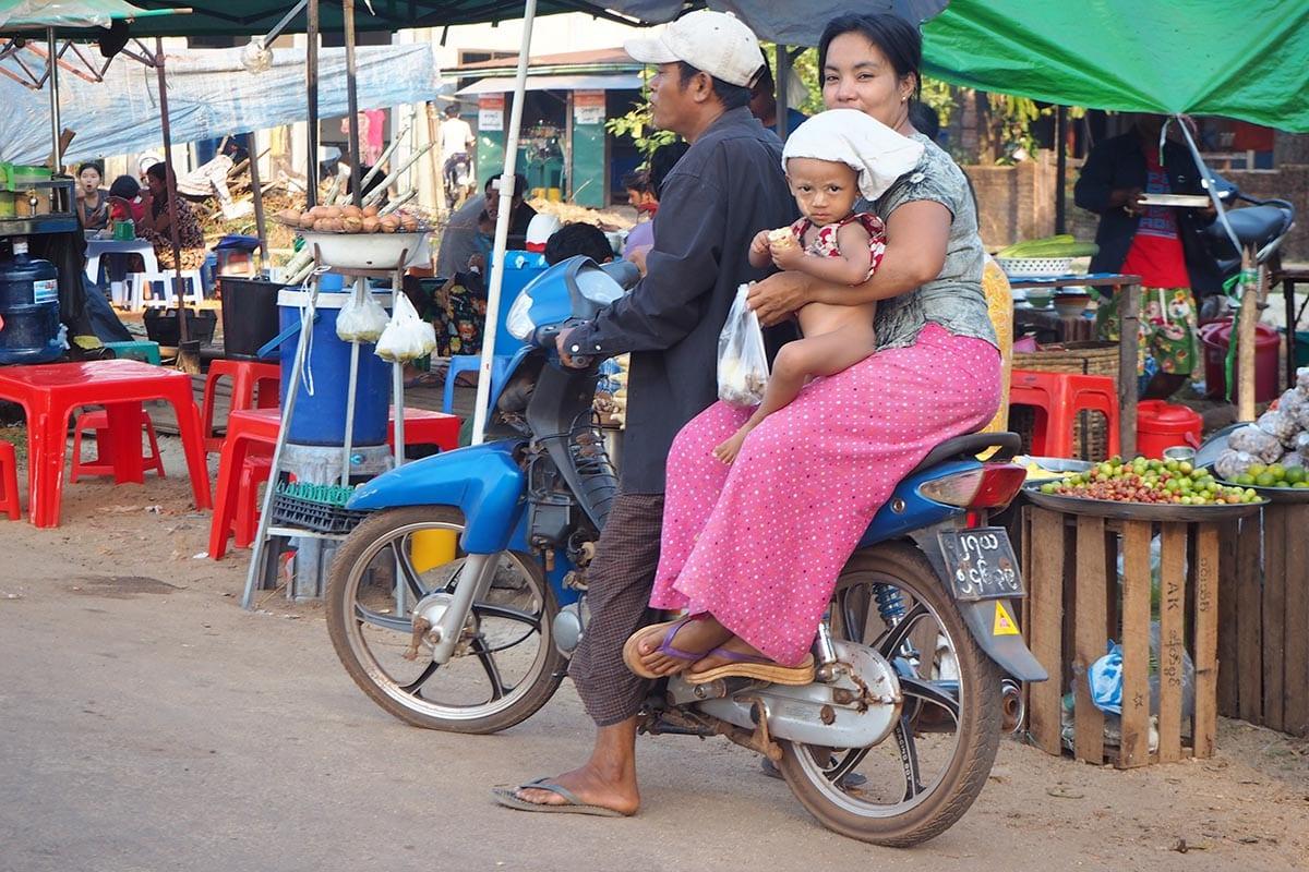 Unsere schönsten Myanmar Sehenswürdigkeiten: Ye