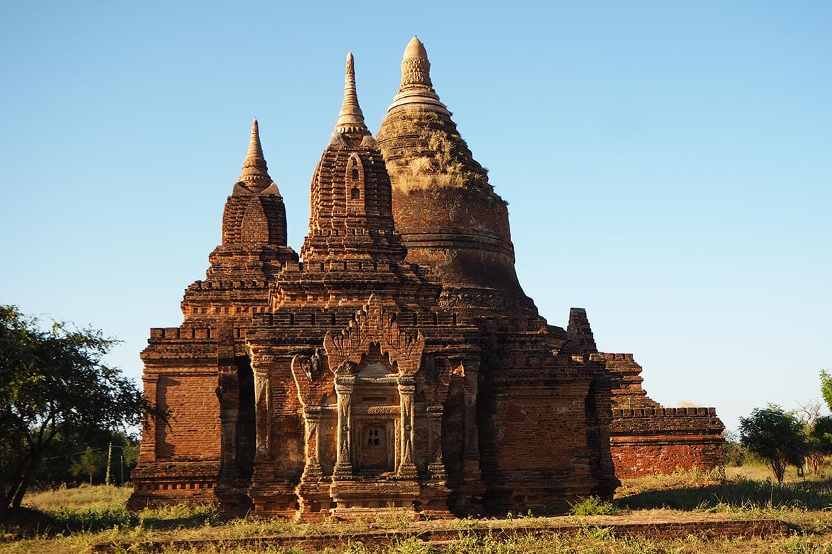 Unsere schönsten Myanmar Sehenswürdigkeiten: Bagan