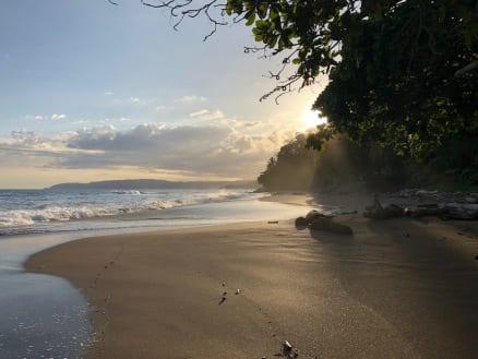 Außergewöhnliche Reisetrends 2020 mit Kindern – menschenleere Strände in Costa Rica