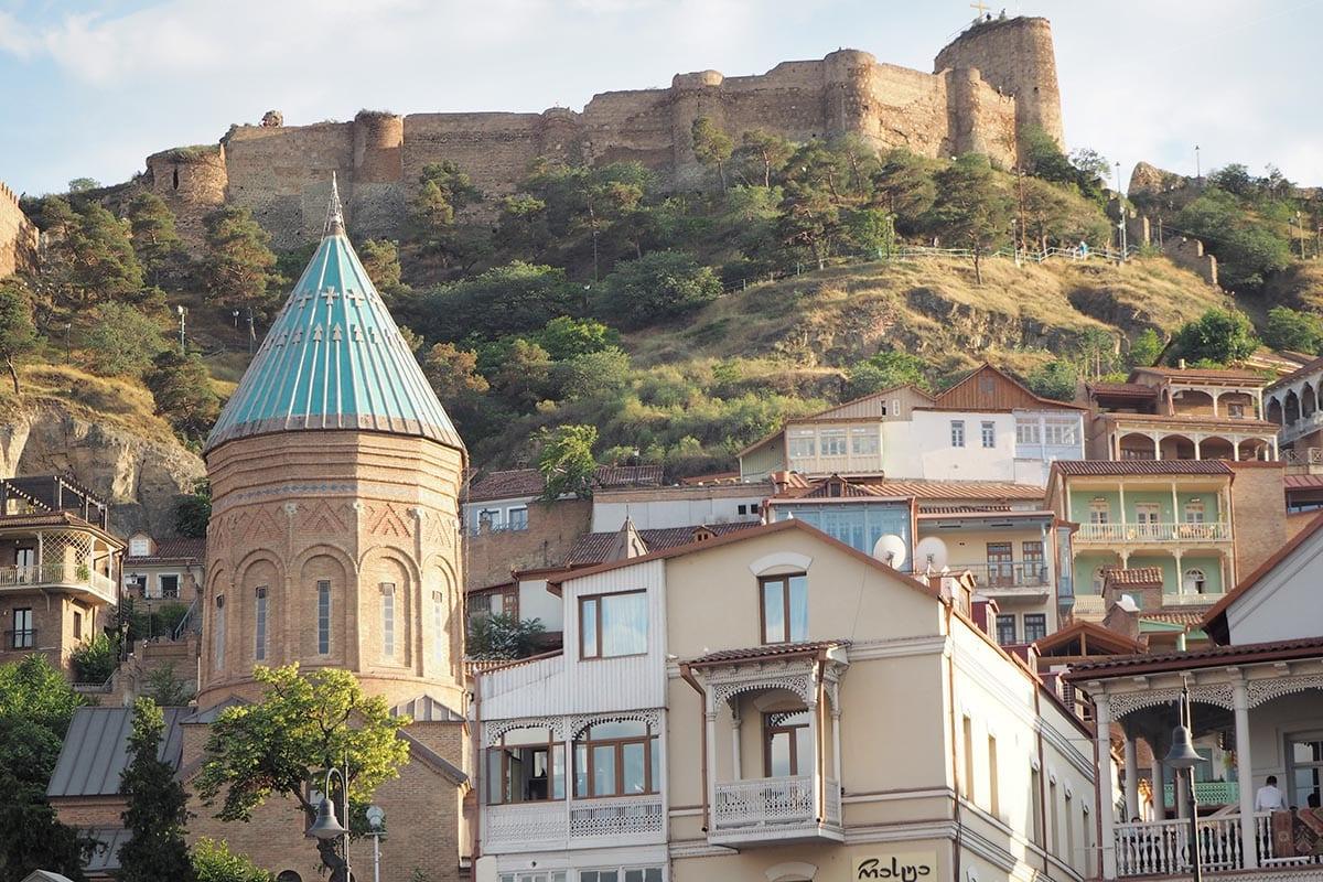 Außergewöhnliche Reisetrends 2020 mit Kindern – Georgien Tiflis