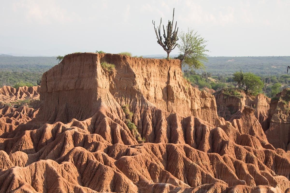 Außergewöhnliche Reisetrends 2020 mit Kindern – Kolumbien die beeindruckende Tatacoa Wüste