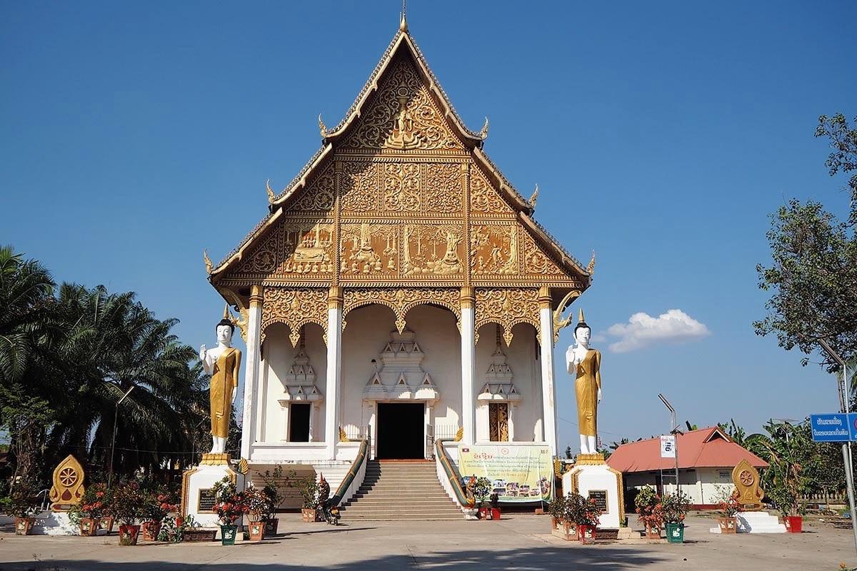 Außergewöhnliche Reisetrends 2020 mit Kindern – Laos Vientiane