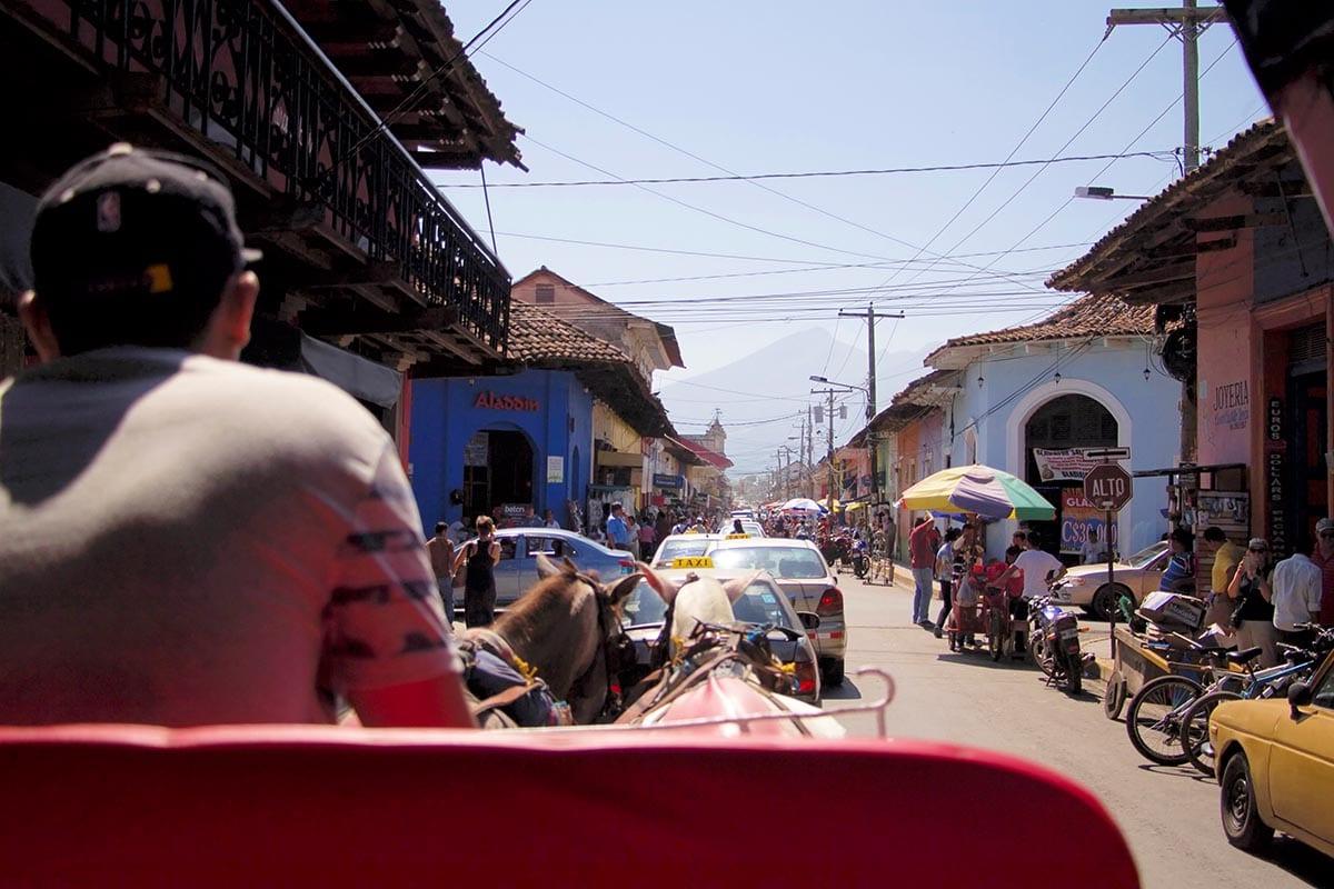Außergewöhnliche Reisetrends 2020 mit Kindern – Nicaragua in der Kolonialstadt Granada