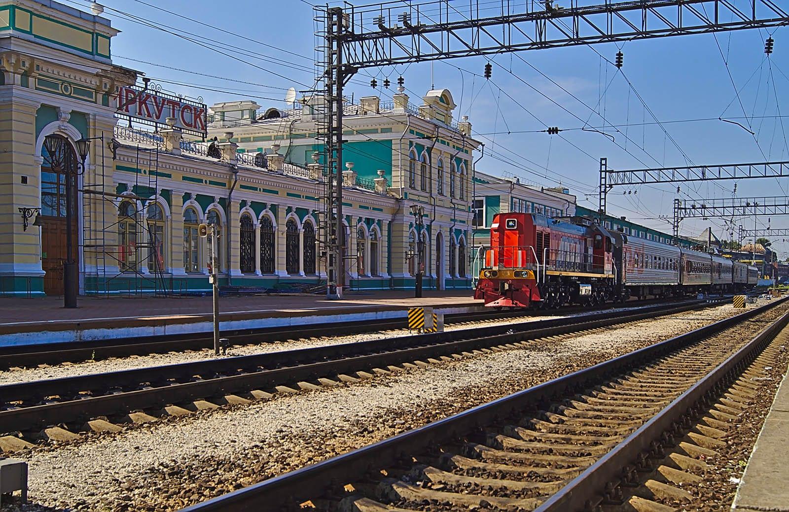 Außergewöhnliche Reisetrends 2020 mit Kindern – mit der Transsibirischen Eisenbanhn durch Russland