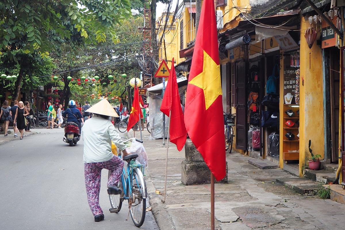Außergewöhnliche Reisetrends 2020 mit Kindern – Vietnam in der Altstadt von Hoi An
