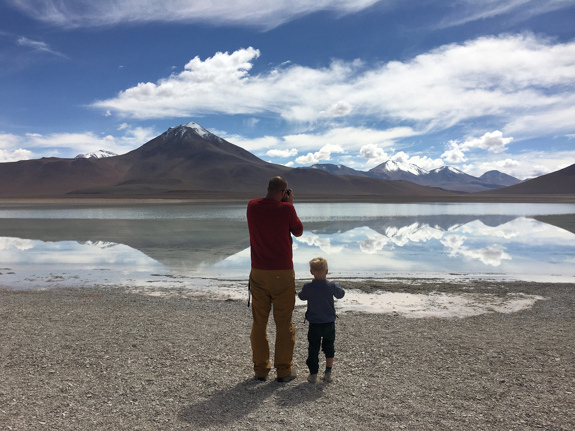 Corona in Bolivien – gestrandet als Familie