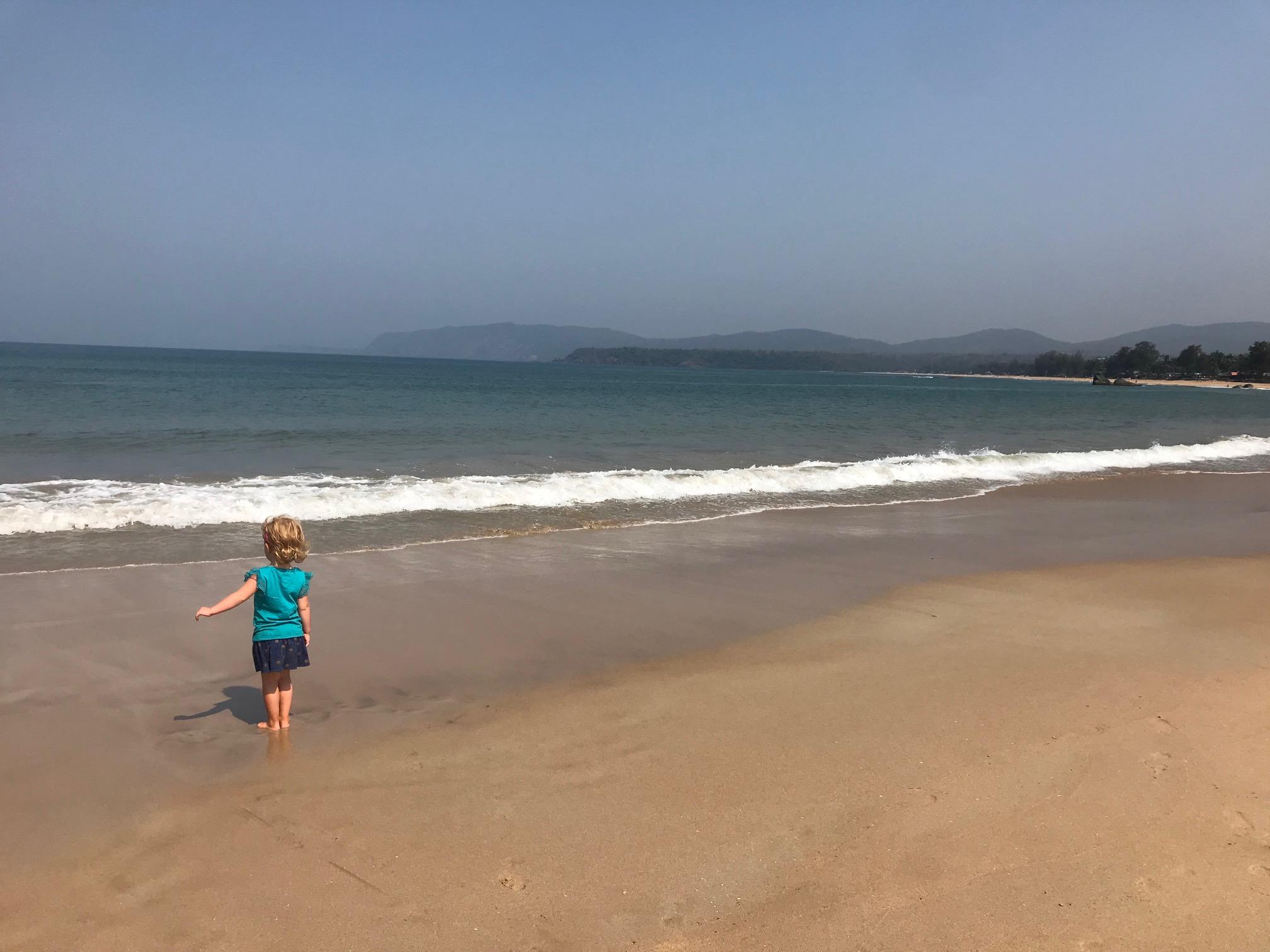 Corona in Indien – ich sitze es mit meinem Kind in Indien aus