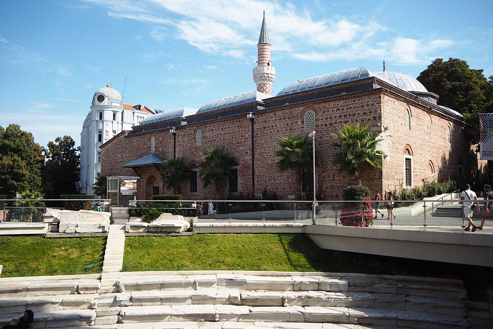 Außergewöhnliche Reiseideen in Europa mit Kindern – im Zentrum von Plovdiv in Bulgarien