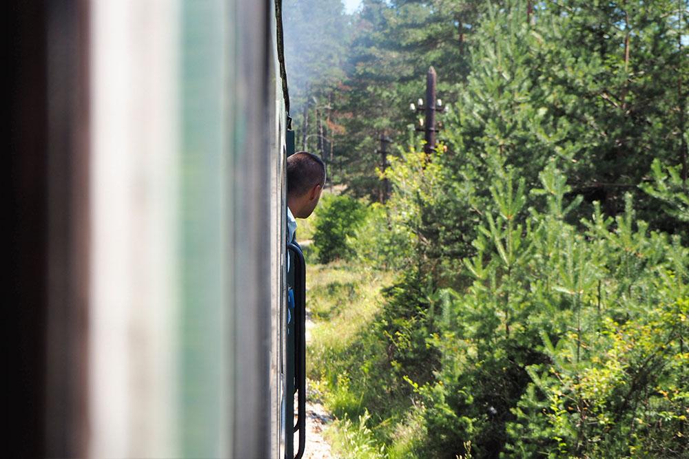 Außergewöhnliche Reiseideen in Europa mit Kindern – unterwegs mit der Rhodoben-Bahn in Bulgarien