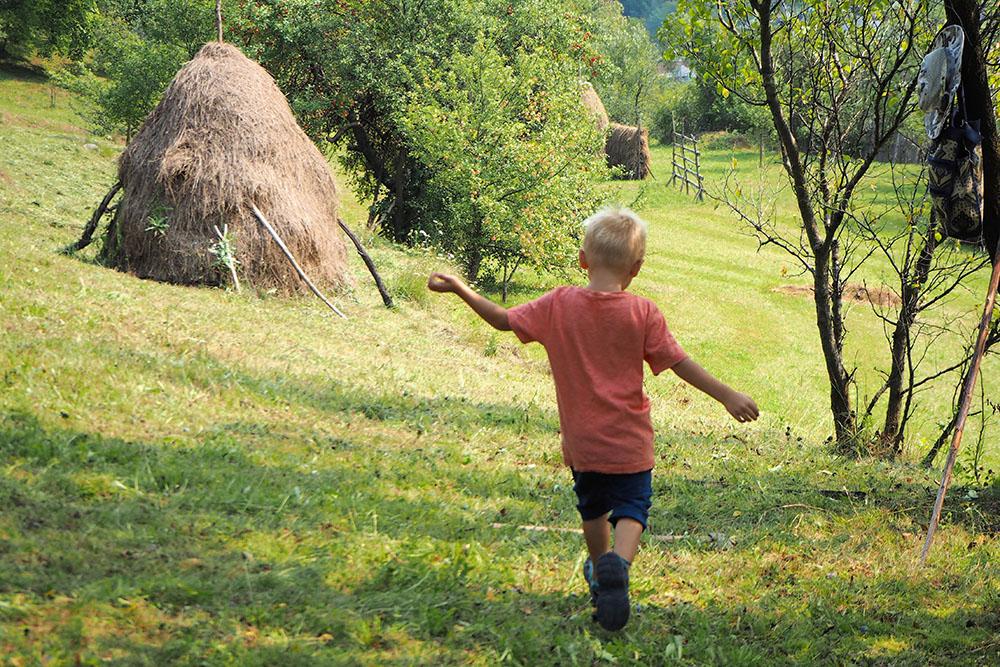 Außergewöhnliche Reiseideen in Europa mit Kindern – Botiza Maramures in Rumänien
