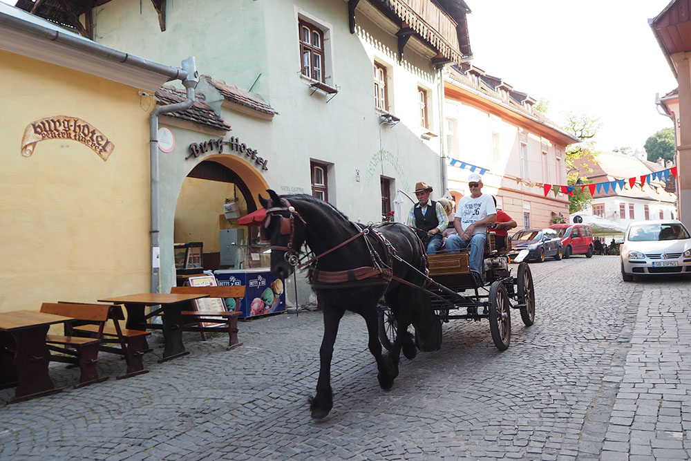 Außergewöhnliche Reiseideen in Europa mit Kindern – Sighișoara in Rumänien