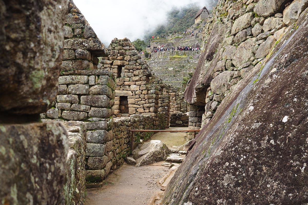 Reisebericht Machu Picchu Ruinen