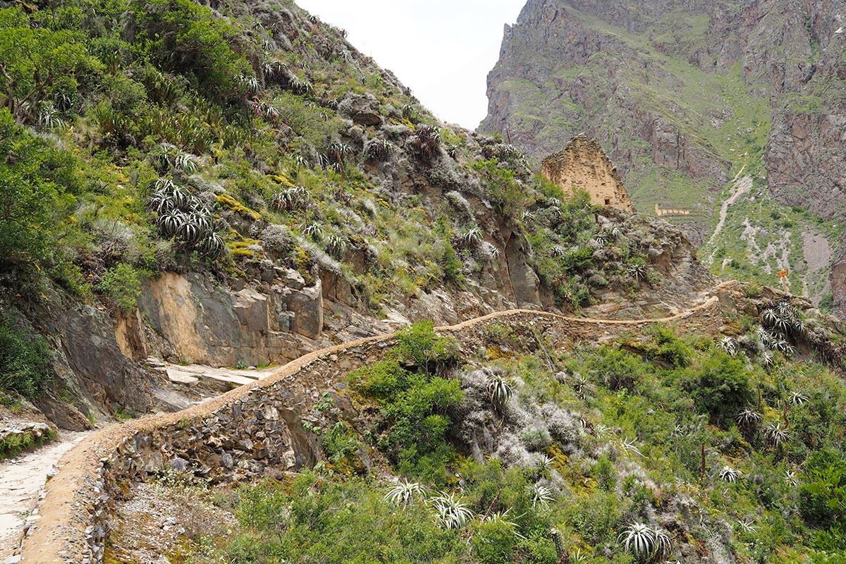 Peru Heiliges Tal der Inka – Ruinen von Ollantaytambo