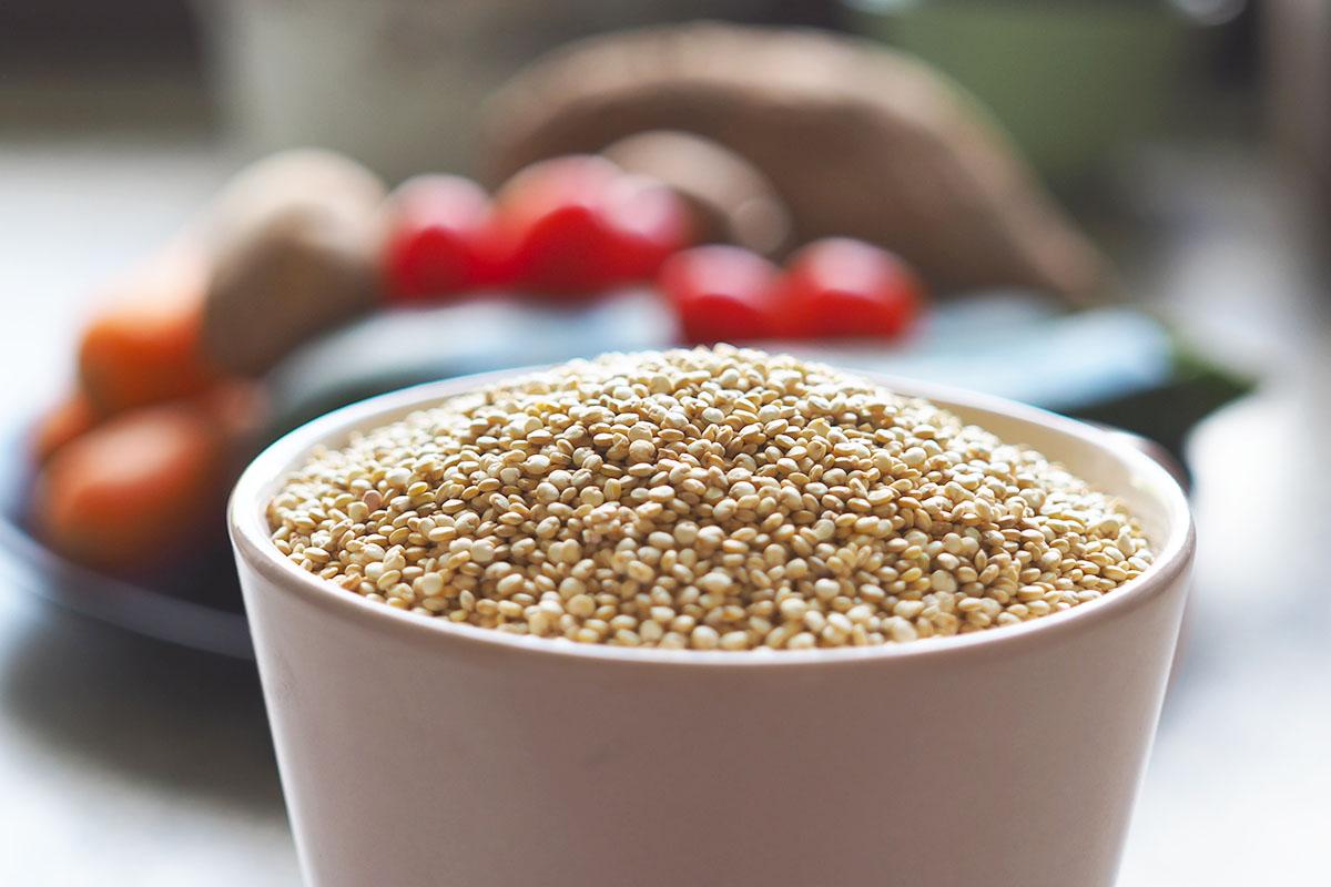 Peruanisch kochen – Quinoa
