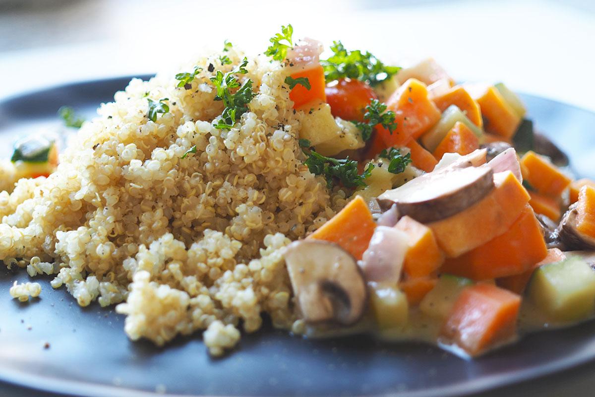 Peruanisch kochen – Rezept mit Quinoa aus den Anden