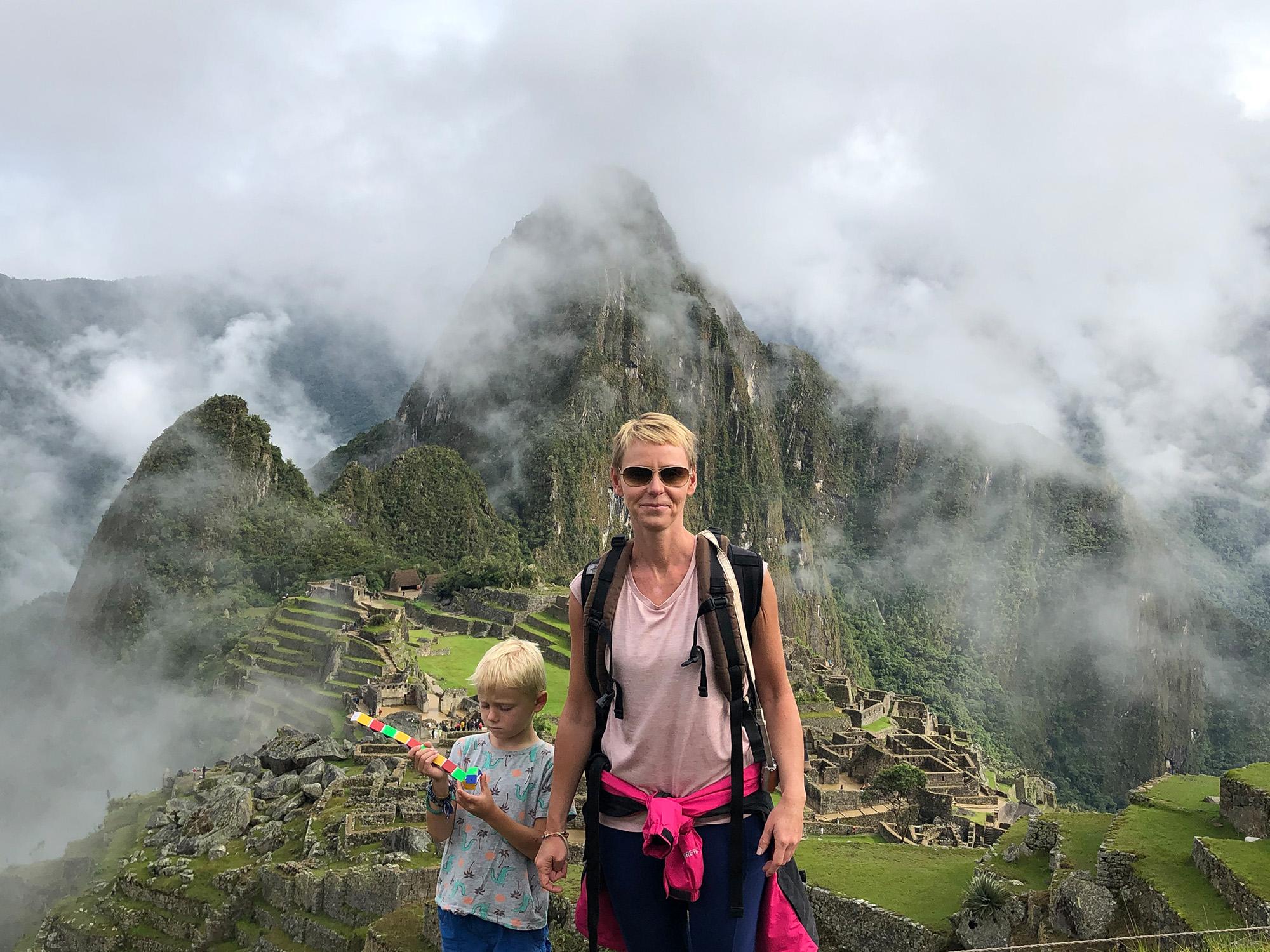 Reisebericht Machu Picchu mit Kindern