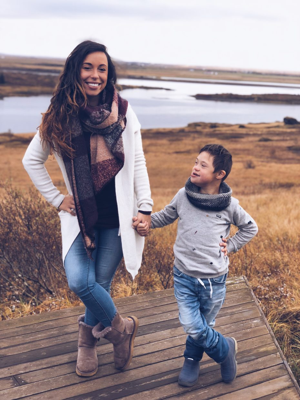 Reisen mit Kind mit Trisomie 21