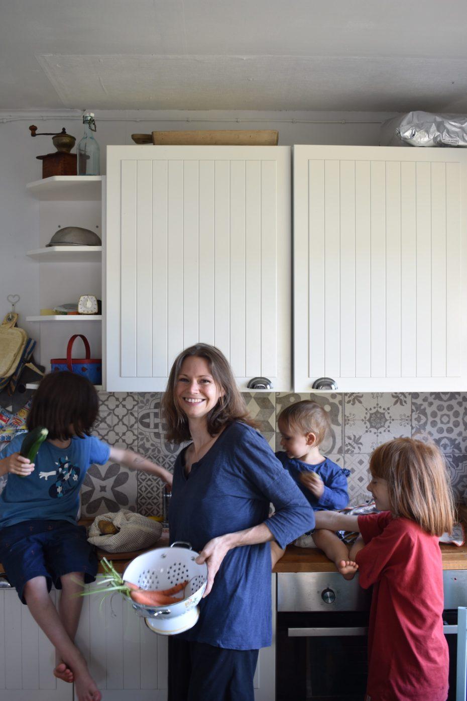 schnelle Familienküche Interview mit einer Expertin