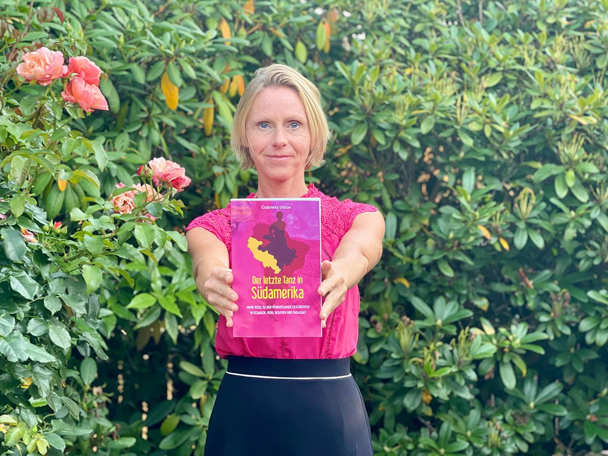 Der letzte Tanz in Südamerika – Leseprobe gelesen von der Autorin Gabriela Urban